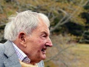 Dünyanın en yaşlı zengini: 100'ü devirdi