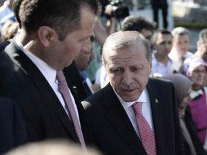 Erdoğan yazar Şenler'i ziyaret etti