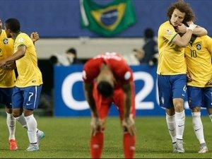 Brezilya - Peru: 2-1