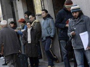 İşsiz sayısı 3 milyon 69 bin kişiye yükseldi!