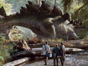 'Jurassic World' hasılat rekoru kırdı