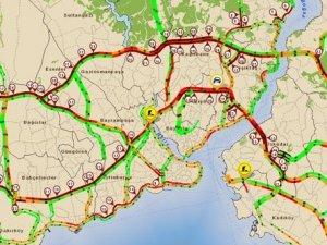 İstanbullulara pazartesi trafik şoku!