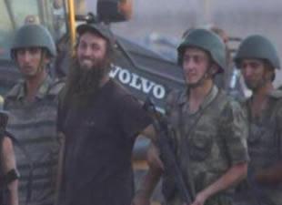Sınırda IŞİD militanları yakalandı