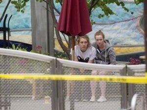 California'da balkon çöktü: Beş ölü