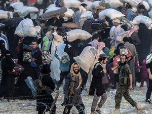 Times'tan IŞİD iddiası: Tel Abyad'da yenilen IŞİD militanları Türkiye'ye kaçıyor