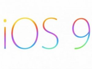 iOS 9'un sırrı ortaya çıktı!