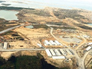 3'üncü havalimanı projesi için 'acele kamulaştırma' kararı durduruldu