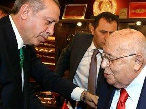 Erdoğan ve Davutoğlu'ndan Demirel için taziye mesajı