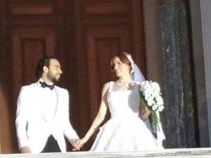 Galatasaray'lı Selçuk İnan evlendi!