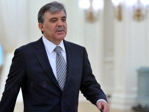 Abdullah Gül'den kitap açıklaması