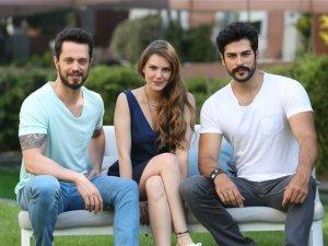 Burak Özçivit ve Murat Boz aynı filmde!