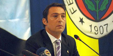 Ali Koç yeniden Fenerbahçe'de