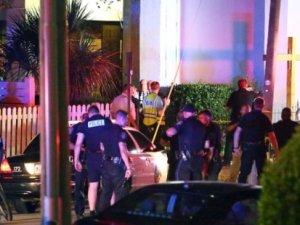 ABD'de tarihi siyahi kilisesine saldırı: 9 ölü
