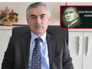 MEB Şube Müdürü'nden Atatürk'lü skandal oruç mesajı