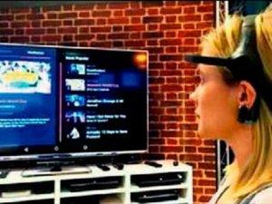 Beyin dalgalarıyla TV kumandası