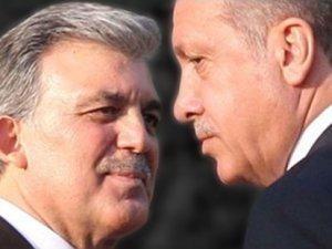 Gül ve Erdoğan arasında sürpriz görüşme