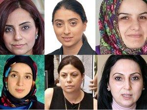 2015 Genel seçimlerinde meclise giren Kadınlar!