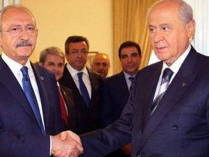 Kemal Kılıçdaroğlu'na Bahçeli'den yanıt geldi mi?