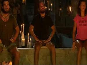 Survivor'da ilk aday kim oldu?