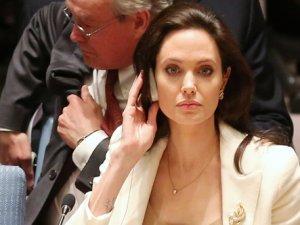 Angelina Jolie Mardin'de!