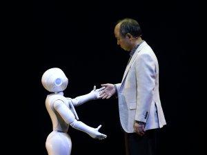 Yok böyle bir robot!