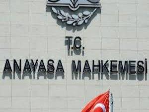 'Protesto için iş Bırakma' Anayasa mahkemesinde görüşüldü