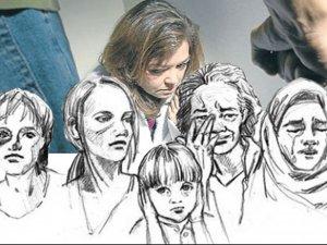 5 Yılda 384 bin 289 kadın aile içi şiddete maruz kaldı
