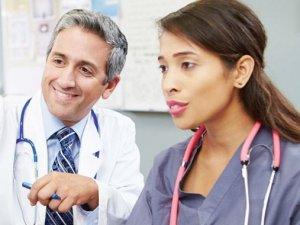 Sağlıkçı çiftlere nöbet müjdesi
