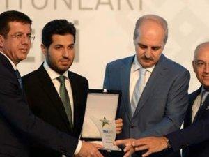 Ekonomi Bakanı Nihat Zeybekci'den Reza Zarrab'a verilen ödül için açıklama