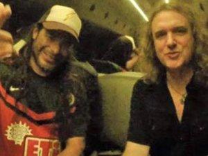 Metallica'nın bas gitaristi Eskişehirspor'lu çıktı
