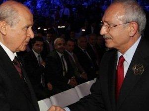 CHP'den MHP'ye ikinci koalisyon teklifi