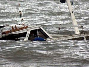 Balıkçı teknesi battı: 1 ölü