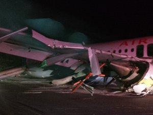 Kanada'da iki uçak havada çarpıştı: 2 ölü