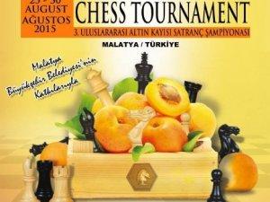 3.Uluslararası Altın Kayısı Satranç Turnuvası!