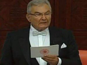 Meclis'te yemin günü; Baykal açılış konuşmasını yaptı