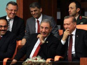 Tayyip Erdoğan Meclis'te