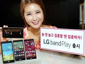 Müzik tutkunlarına LG süprizi!