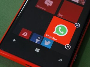 Whatsap'tan Windows Phone'a sesli arama