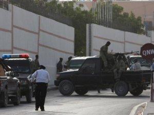 Somali'de Türk Büyükelçiliği yakınlarında patlama, en az 3 ölü
