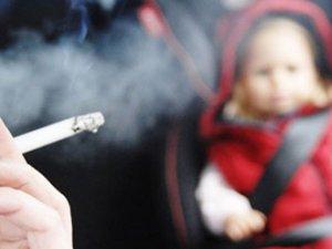Sigara dumanı çocukları şişmanlatıyor mu?