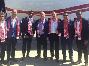 Antalyaspor, Eto'o transferinde mutlu sona ulaştı