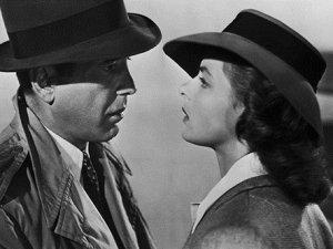 'Casablanca' açıkhava sinemasında!