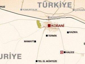 IŞİD, Ayn el Arap(Kobani)'a saldırdı