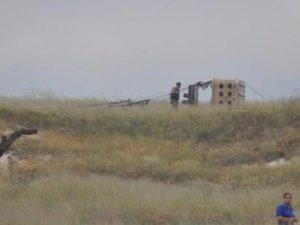 Kapadokya'da balon düştü: 15 turist yaralı