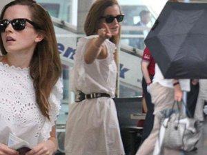 Emma Watson İstanbul'daydı!
