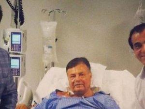 Nuri Alço hastaneye kaldırıldı!