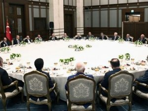 Cumhurbaşkanı Erdoğan'dan iftar davası