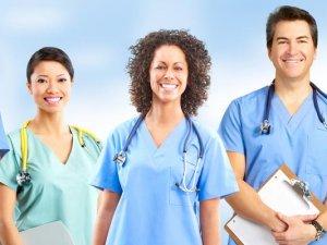 Sağlık personeline müjdeli haber