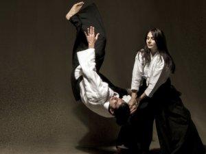 Kadınlar  için çözüm Aikido!