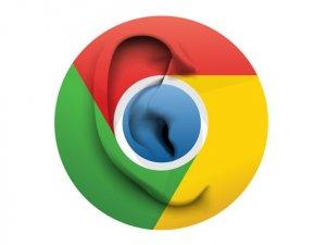 Chrome'da dinleme özelliği mi var?